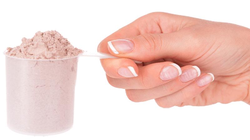 healthiest protein powder