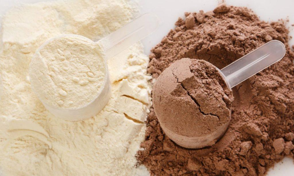 protein powder blends