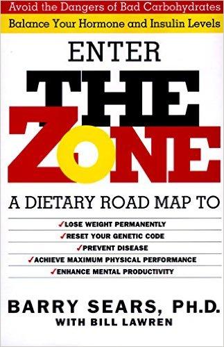 enter the zone diet