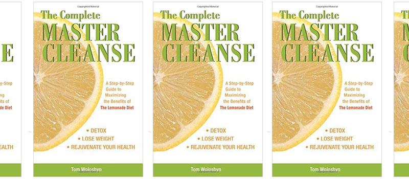 master cleanse diet